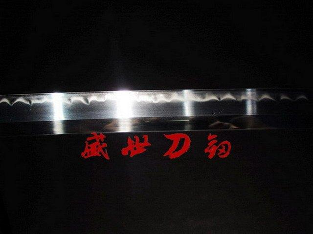 Battle Ready Clay Tempered Japanese Nodachi Katan Sword Full Tang Blade Sharpened