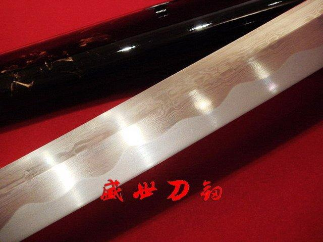Hand Forged Forged Japanese Katana Edgle Theme Sword Sharpened Blade Full Tang