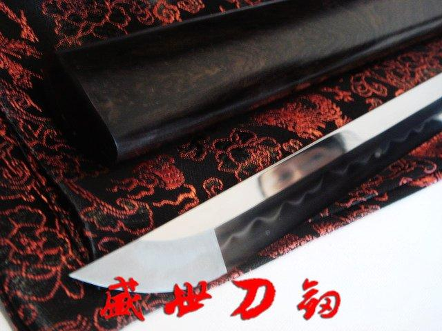 Battle Ready Clay Tempered 1095carbon Steel Japanese Samurai Zatoichi Sword Sharpened